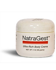 Natragest Natural Progesterone Cream