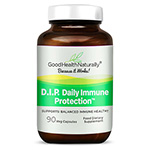 Daily Immune Protection  – Immune System Support with Vitamin D3