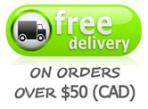 Free Delivery over C$50