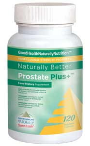 Prostate Plus+™ – A Powerful Non-Drug Formula With Activating Enzymes For Maximum Absorption