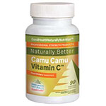 Camu Camu Vitamin C – 90 Vegetable Capsules