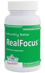 RealFocus – Unique Formulation to Support Normal Cognitive Function – Ashwagandha Extract