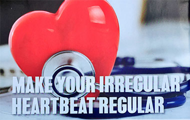 irregular heart beat