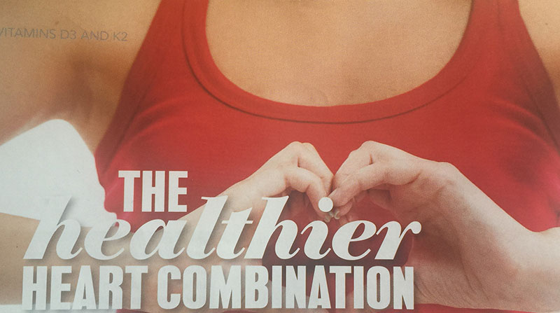The healthier heart combination