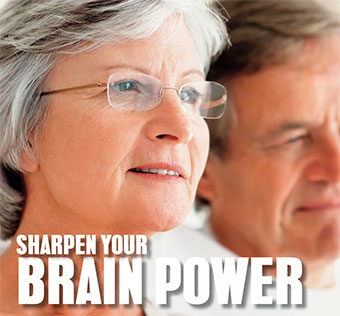 Sharpen your brain