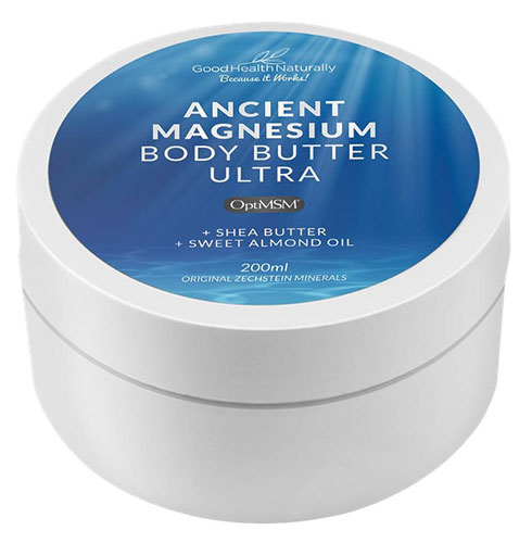 Ancient Magnesium Body Butter Ultra 200ml