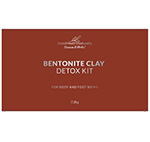 Bentonite Clay Bath Mercury Detox Kit – 2.5kg